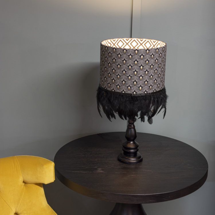 product image showing a lamp shade